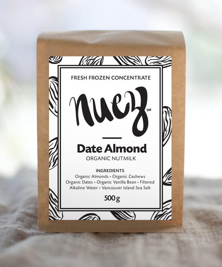 Nuez Date Almond