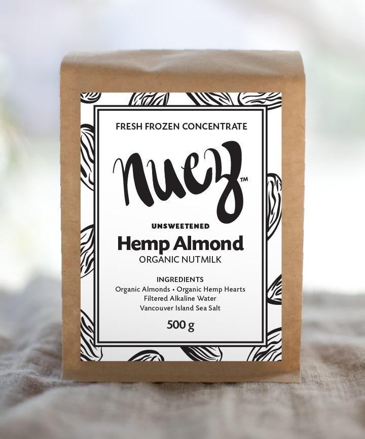 Nuez Beverage Co —Fresh Organic Nutmilks—Vancouver BC Canada